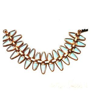 Matisse  jelwery Copper bracelet torquoise